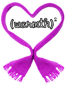 Scarf - Blank Background - Pink